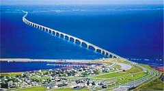 跨海大桥项目