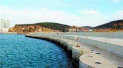 卧龙湾护岸项目