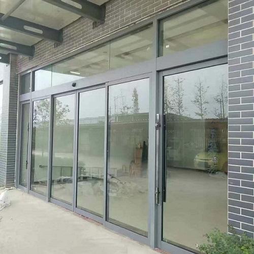 自动门厂家专业团队制作设计安装——沈阳吉宏昊门厂