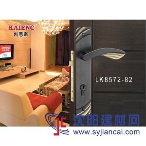 广东凯恩斯欧式大门锁 房门锁 纯铜门锁供应商