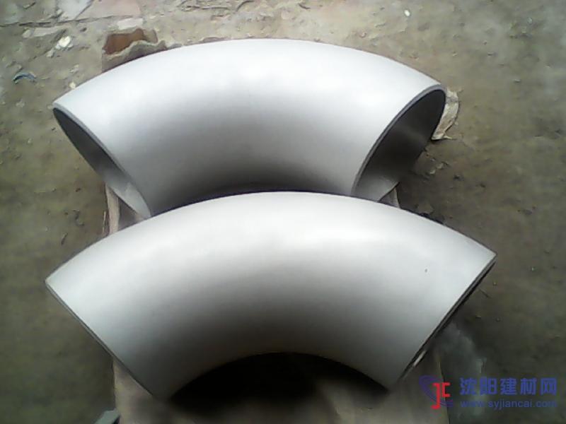 90度304不锈钢长半径焊接弯头