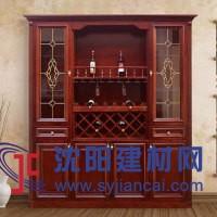 供应实木烤漆酒柜酒窖