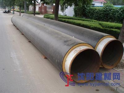 聚氨酯发泡螺旋保温钢管河北生产厂家