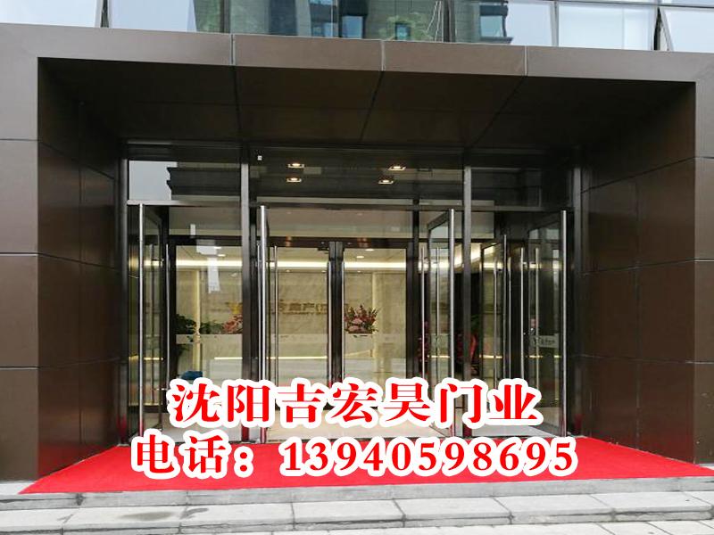 肯德基门厂家 优质供应厂商—沈阳吉宏昊门业