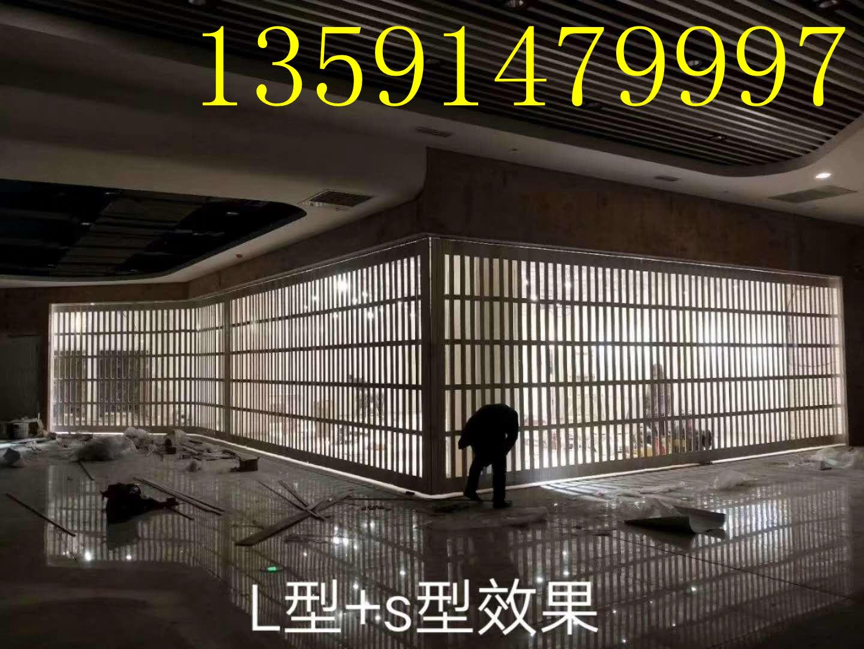 沈阳商场大型隔断,推拉门,折叠门