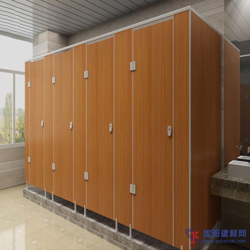 防水厕所隔断墙板抗倍特板公共卫生间隔断材料