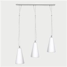 【欧普照明】简约餐厅灯餐吊灯LED-雅洁(白纹)