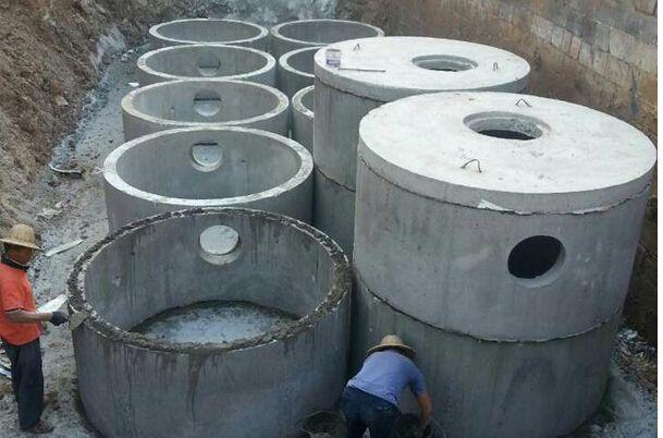 沈阳耐用消防池厂家,沈阳水泥检查井厂家