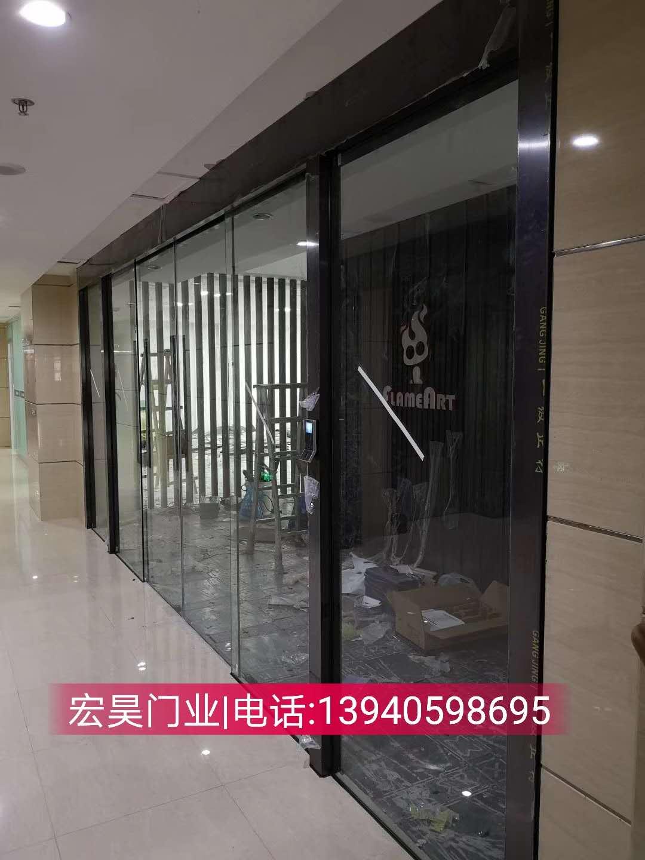 自动门厂家 感应门 —沈阳吉宏昊门业