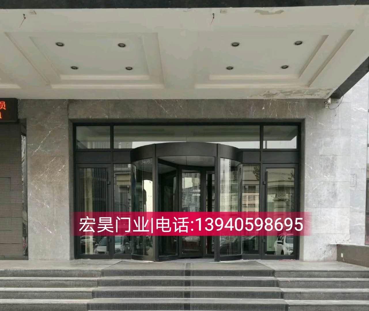 乐虎国际娱乐app下载吉祥凯悦旋转门工程