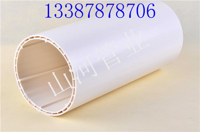 大连山河管业PVC排水管