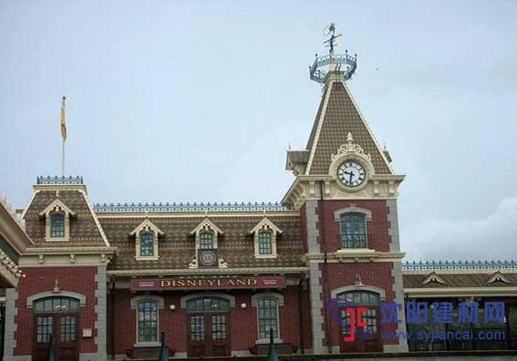 山东塔楼时钟 外墙钟表使用寿命长康巴丝钟表
