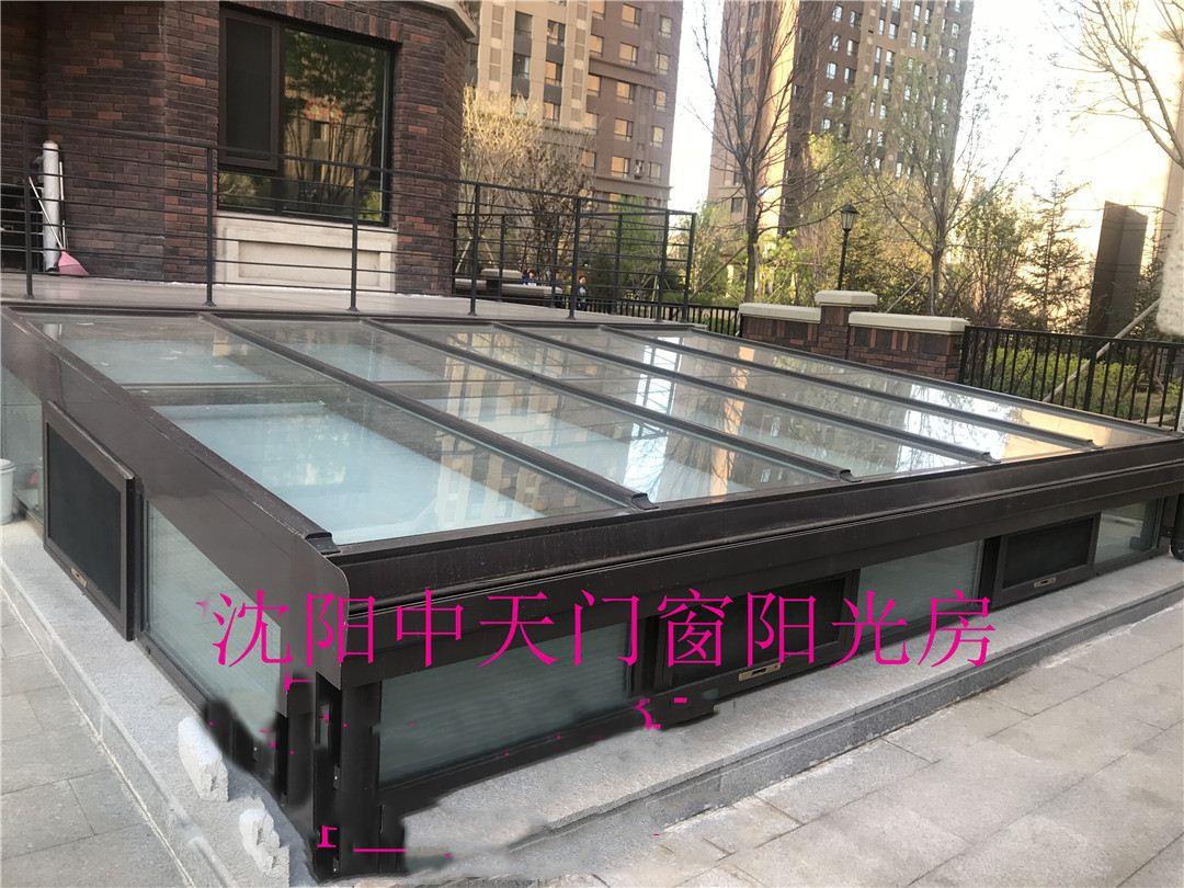 龙8国际电脑版断桥铝窗阳光房露台