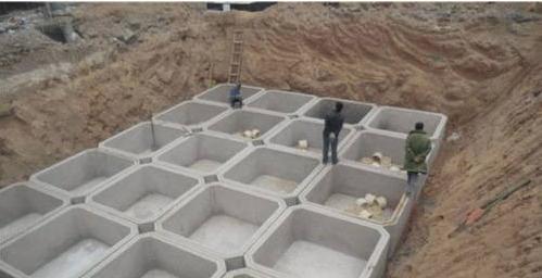 丹东耐用混泥土蓄水池,丹东耐用混泥土消防池