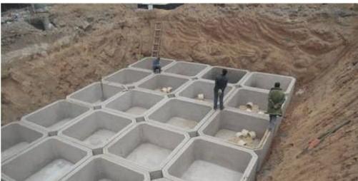 【特价】长春化粪池厂家,长春检查井,长春蓄水池厂家