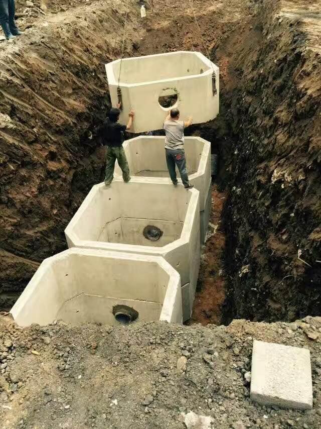成品化粪池-混凝土化粪池报价、图片、行情