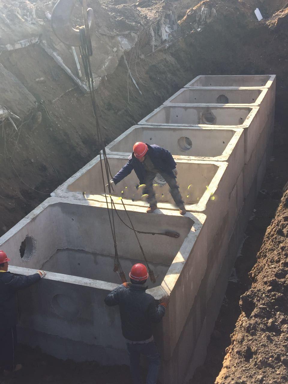 吉林通化检查井厂家,吉林省通化化粪池厂家