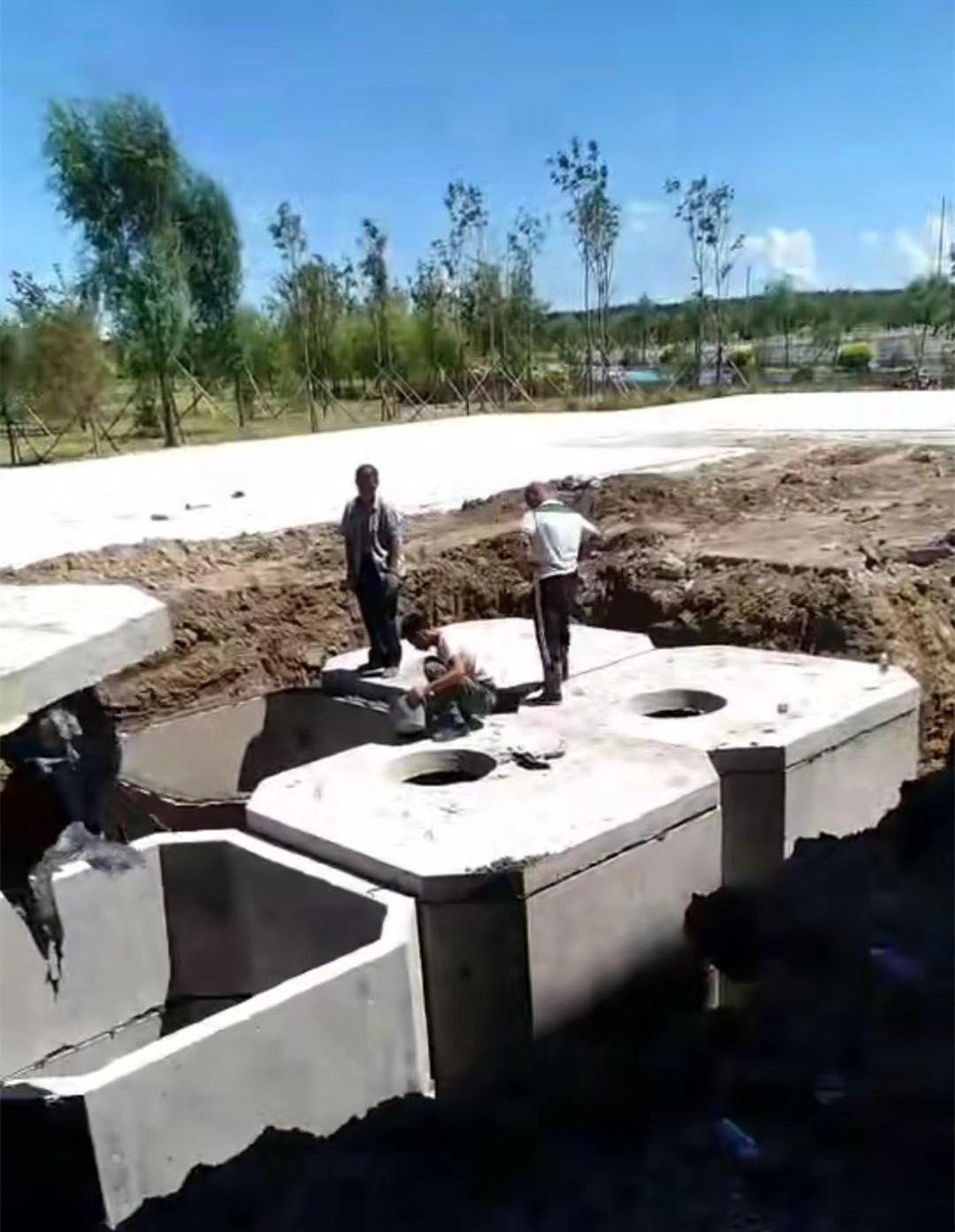 预制化粪池.检查井.隔油池.电力井.雨水井,水泥制品