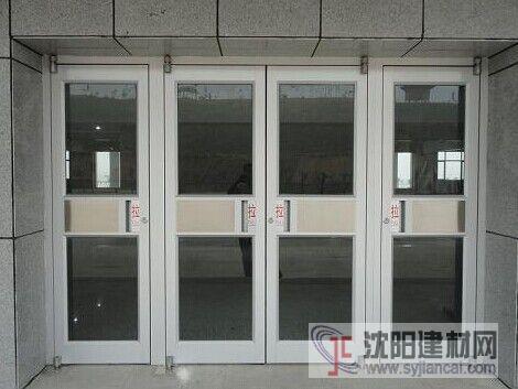 旋转门厂家 优质供应厂商—沈阳吉宏昊门业