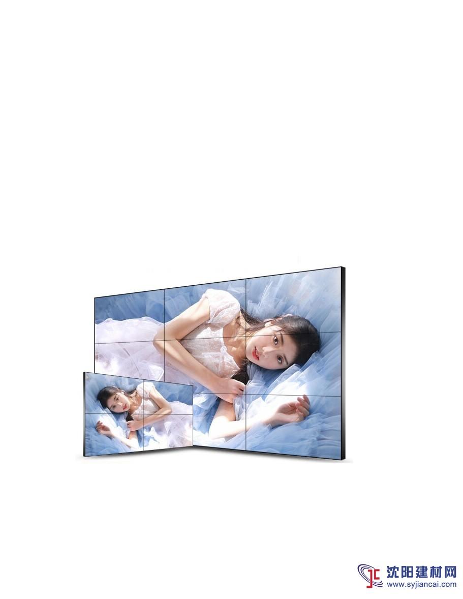 46寸1.8mm液晶拼接屏幕显示器无缝电视墙