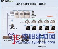 T6500多联机中央空调分户计费与集中控制系统