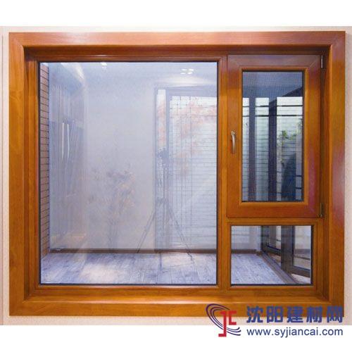 大连铝包木门窗价格门窗厂