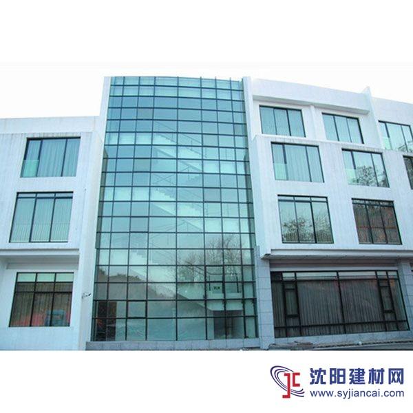 大连幕墙公司大连玻璃幕墙价格设计甲级施工一级资质