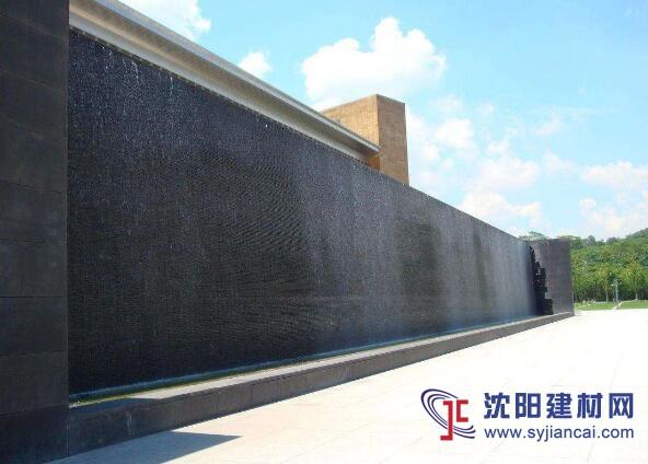 大连水幕墙价格水景观设计施工