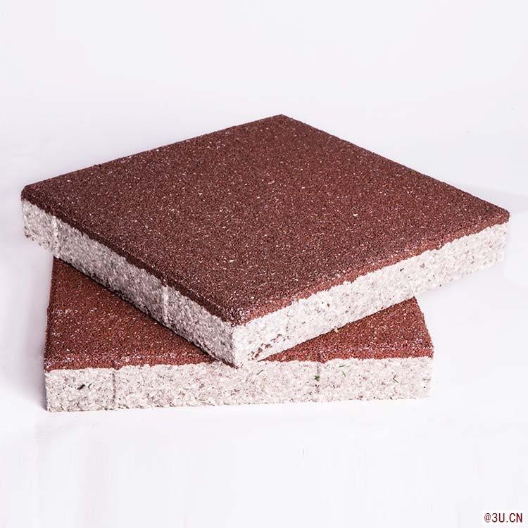陶瓷透水砖详细介绍