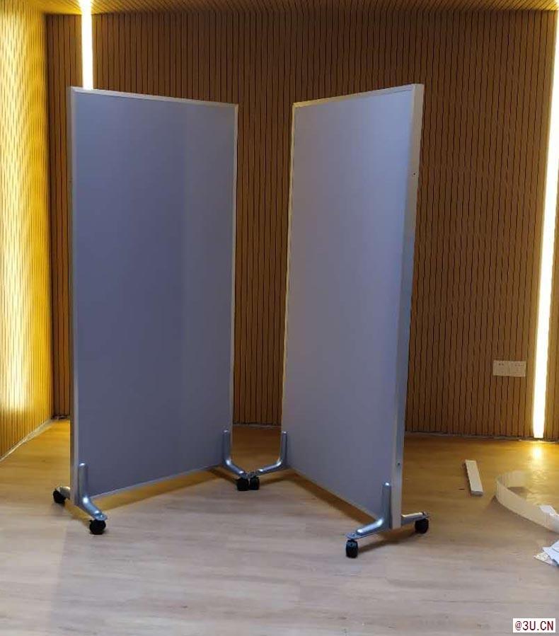 可移动全频吸声体悬挂吸声板音响低频陷阱吸声体