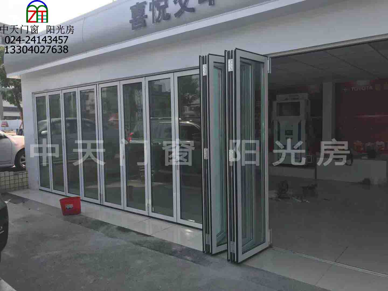 乐虎国际娱乐app下载断桥铝折叠门