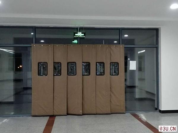 辽宁沈阳学校学院优质棉门帘厂家