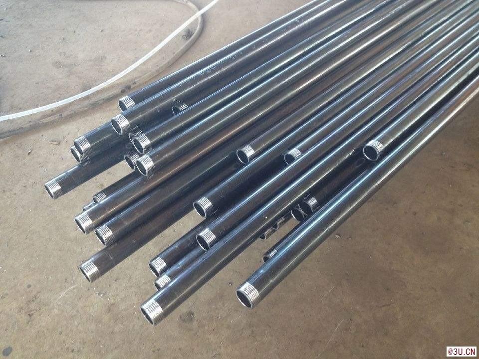 沈阳螺旋式声测管54*2.5-正规生产厂家-全部备有现货