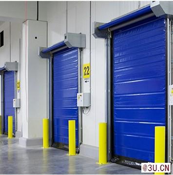 保温型PVC高速卷帘门