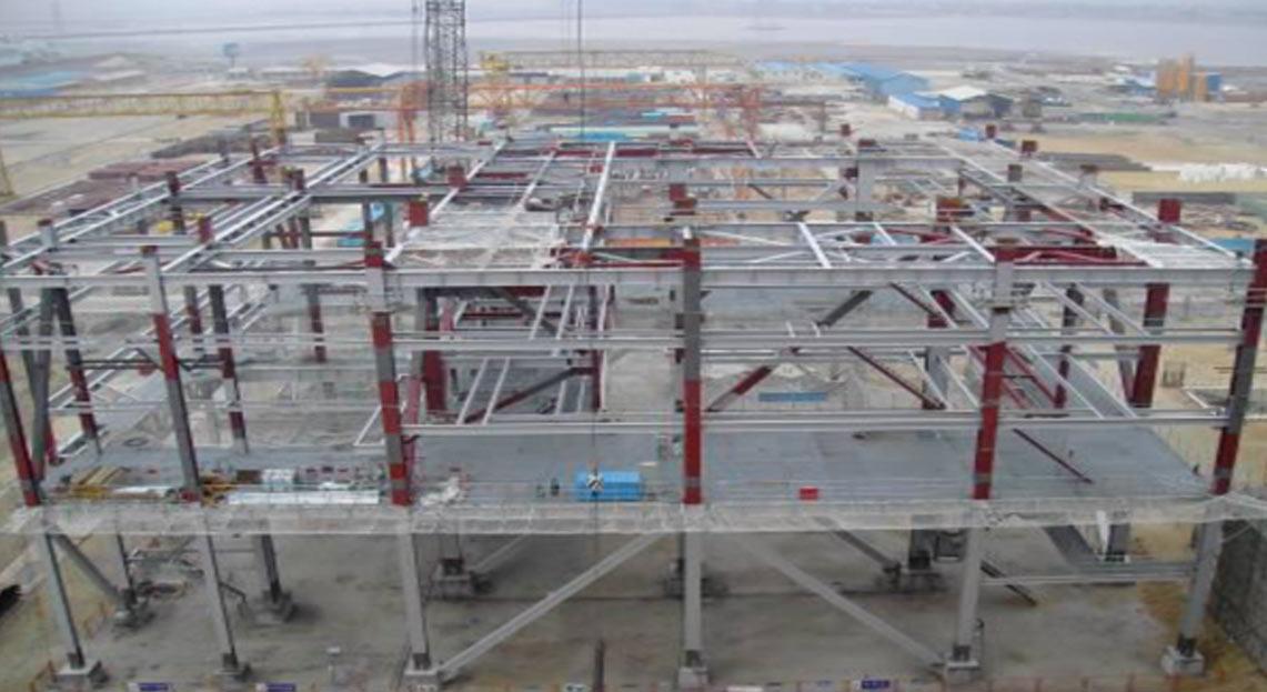 鞍钢集团工程