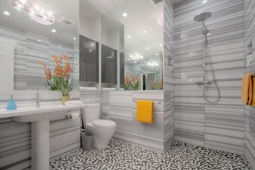 卫浴间设计的正确姿态,别人的卫浴对比你的厕所